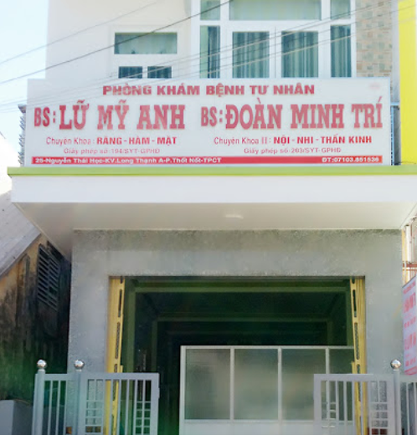 BS. Lữ Mỹ Anh